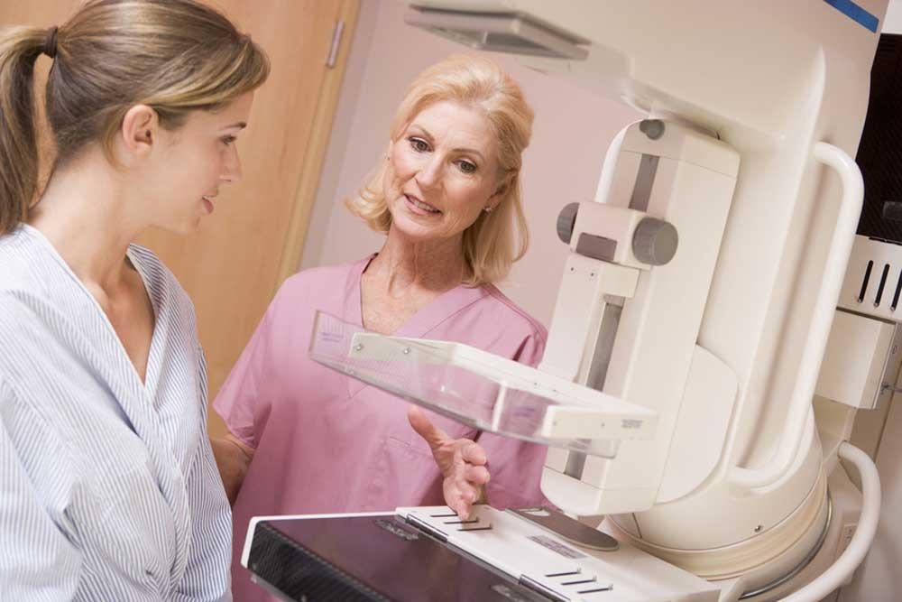 CareAcross-myths-breast-cancer-patient-nurse-mammogram